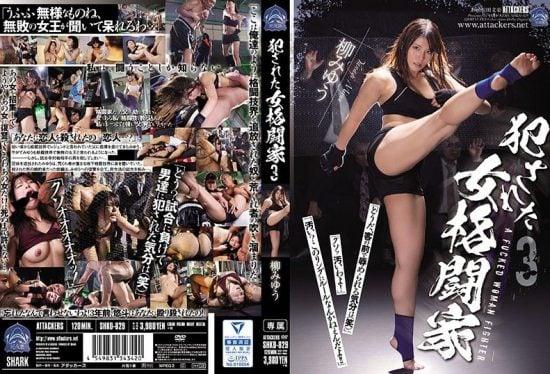 [SHKD-829] The Raped Female Martial Arts Master 3 Miyu Yanagi